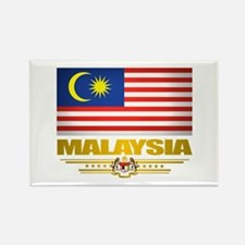 """""""Malaysian Pride"""" Rectangle Magnet"""