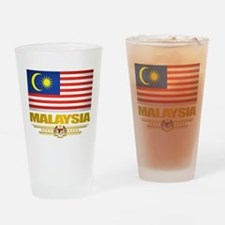 """Malaysian Pride"" Drinking Glass"