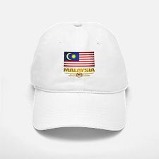 """""""Malaysian Pride"""" Baseball Baseball Cap"""
