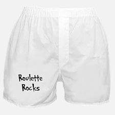 Roulette Rocks Boxer Shorts