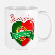 Portuguese Princess Mug