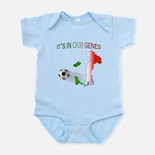 It's in our genes Infant Bodysuit