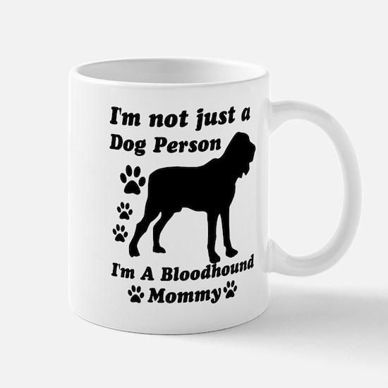 Bloodhound Mommy Mug