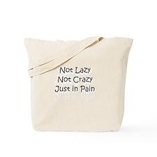 PAIN DESIGNS Tote Bag