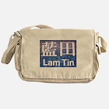 Unique Railway Messenger Bag