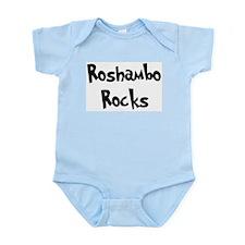Roshambo Rocks Infant Creeper