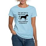 Boxer Mommy Women's Light T-Shirt