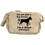 Boxer Mommy Messenger Bag