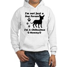Chihuahua Mommy Hoodie