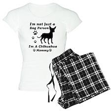 Chihuahua Mommy Pajamas