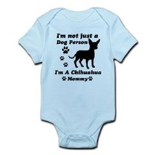 Chihuahua Mommy Onesie