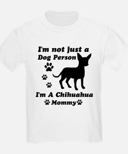 Chihuahua Mommy T-Shirt