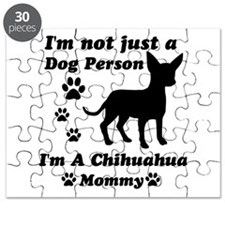 Chihuahua Mommy Puzzle