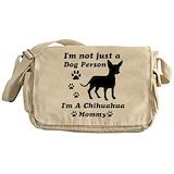 Chihuahua Messenger Bags & Laptop Bags