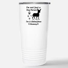 Chihuahua Mommy Travel Mug