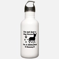 Chihuahua Mommy Water Bottle