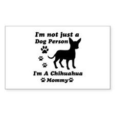 Chihuahua Mommy Decal