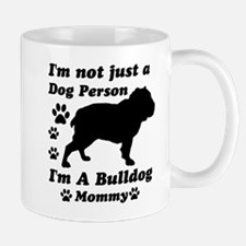 Bulldog Mommy Mug