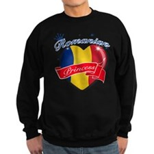 Romanian Princess Sweatshirt