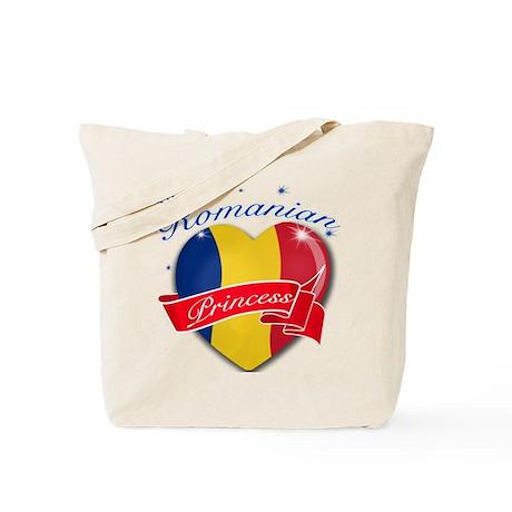 Romanian Princess Tote Bag