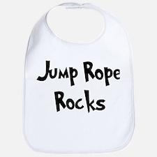 Jump Rope Rocks Bib
