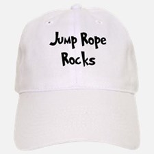 Jump Rope Rocks Baseball Baseball Cap