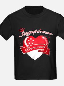 Singaporean Princess T