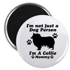 Collie Mommy Magnet