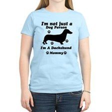 Dachshund Mommy T-Shirt