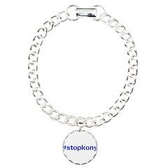 #stopkony blue Bracelet