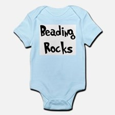 Beading Rocks Infant Creeper