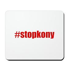#stopkony Uganda Mousepad