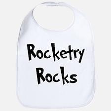 Rocketry Rocks Bib