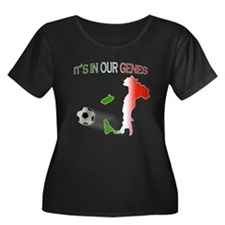 It's in our genes (Dark Shirts) T