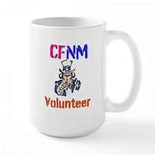 CFNM Volunteer Mug