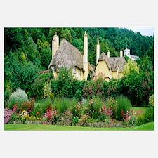 Selworthy Exmoor England