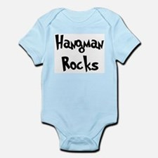 Hangman Rocks Infant Creeper