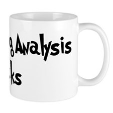 Handwriting Analysis Rocks Mug