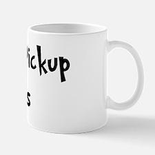 52 Card Pickup Rocks Mug