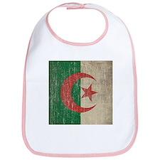 Vintage Algeria Flag Bib
