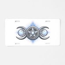Moonstone Triple Goddess Aluminum License Plate