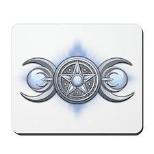 Moonstone Triple Goddess Mousepad