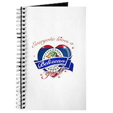 I heart Belizean Designs Journal