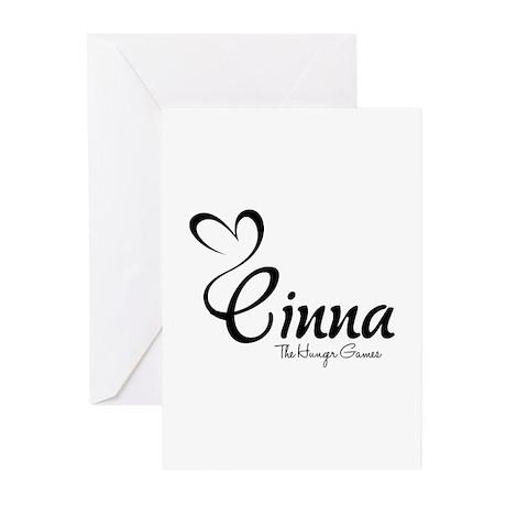 HG Cinna Greeting Cards (Pk of 20)