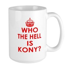Who The Hell Is Kony? Mug
