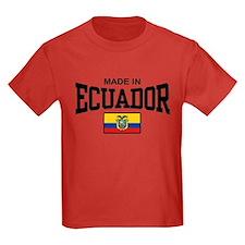 Made In Ecuador T