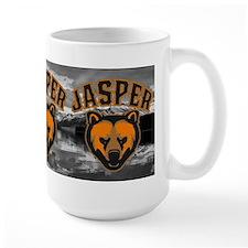Jasper Bear Face Mug