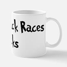 Potato Sack Races Rocks Mug