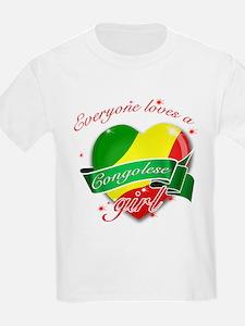 I heart Congolese Designs T-Shirt