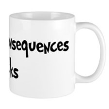 Truth Or Consequences Rocks Mug